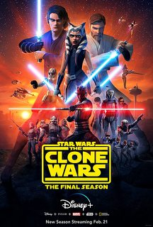 Star Wars: The Clone Wars (2008-2020)