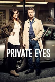 Private Eyes (2016- )